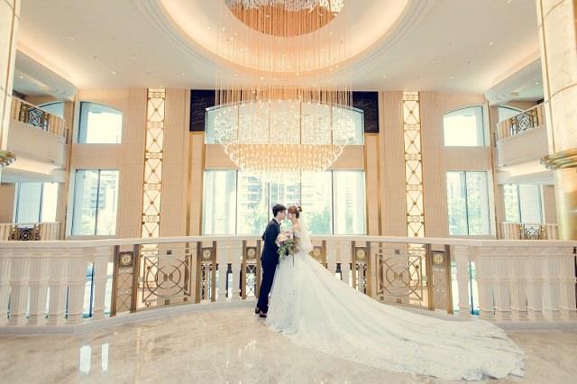 台北美福大飯店_婚宴