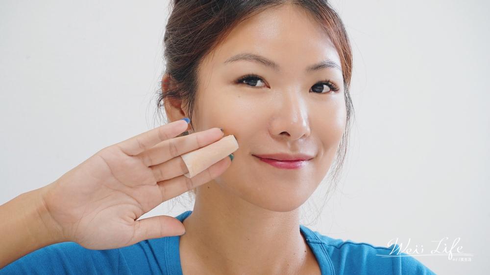 敏感肌卸妝使用ISDIN保濕卸妝水